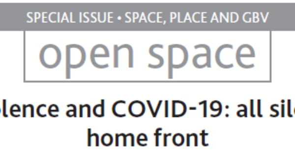 Sexual violence and COVID-19: all silent on the home front